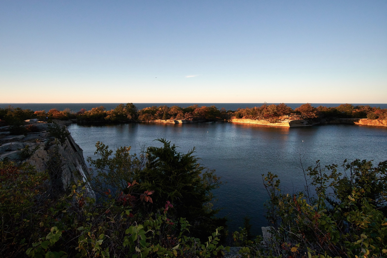 Halibut Point State Park, Rockport, Massachusetts, Verenigde Staten