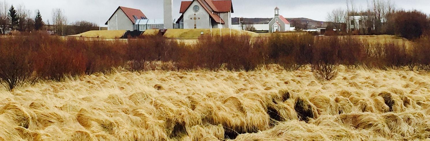 Reykholt, Islanda