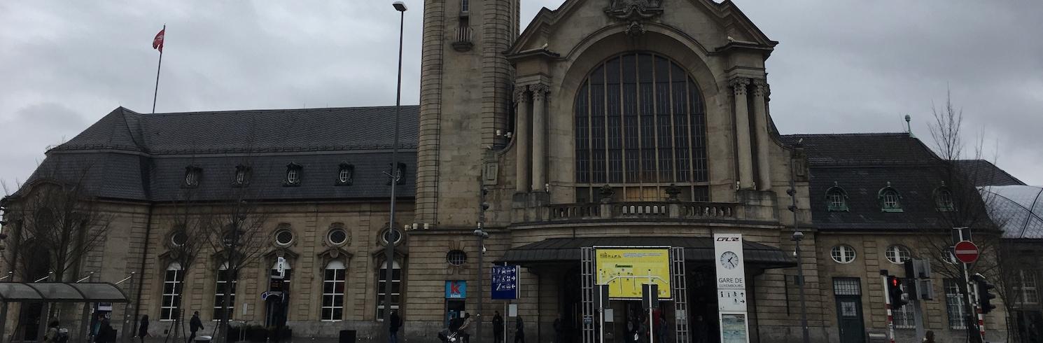 盧森堡市, 盧森堡