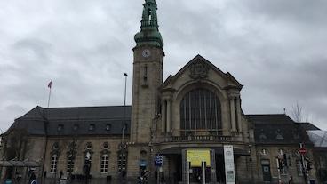 Gare/