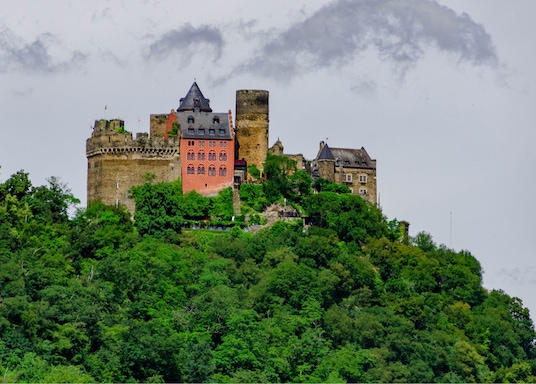 Oberwesel, Jerman