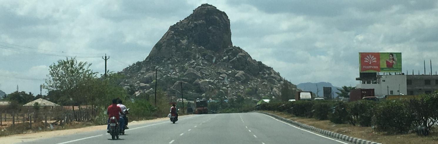 Krishnagiri, India