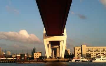 南浦大橋 / 上海旅行|エクスペディア