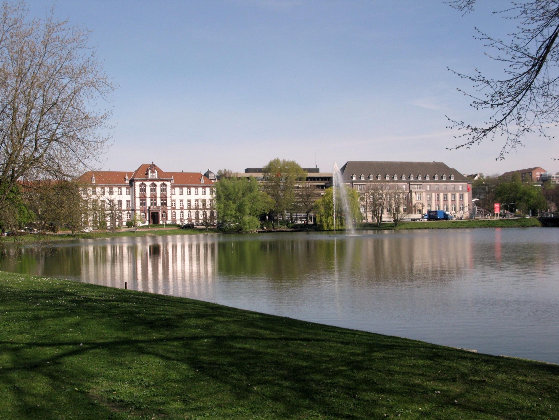 Kiel Opera House, Kiel, Schleswig-Holstein, Germany