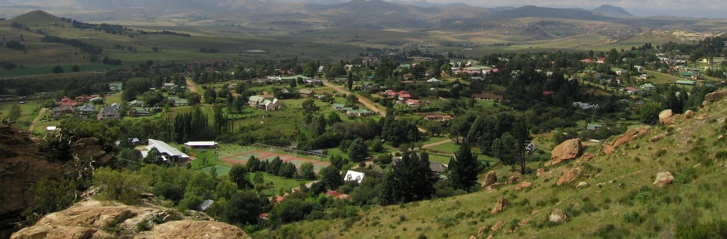 Кларанс, Южная Африка