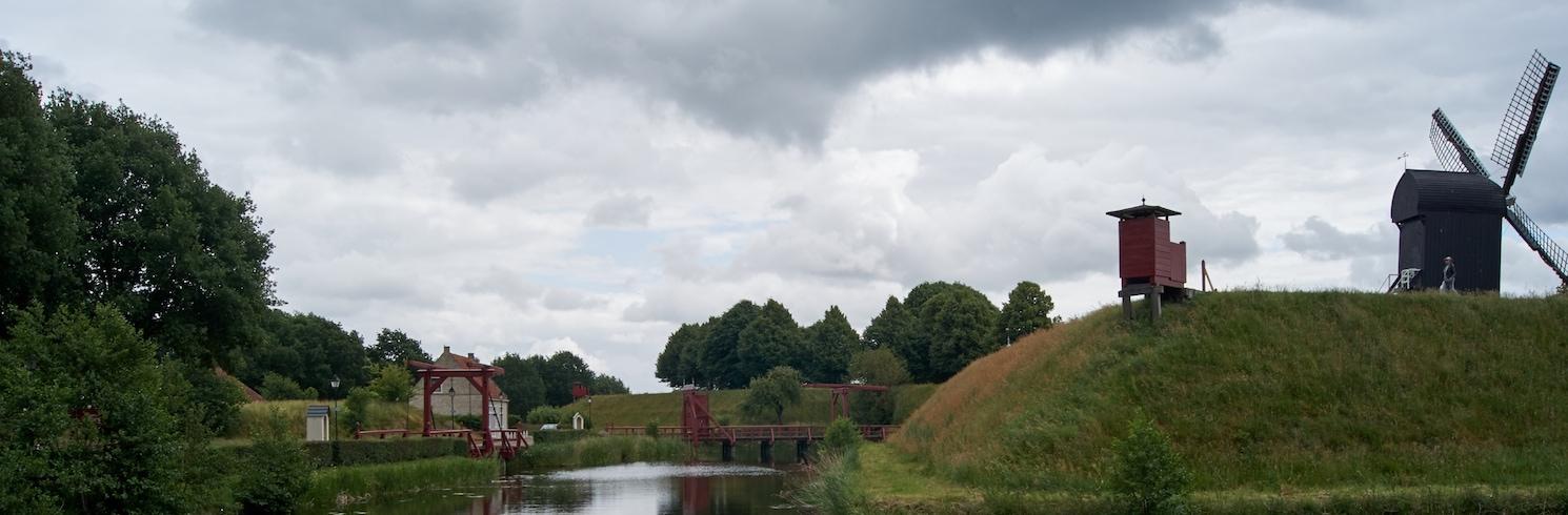 Bourtange, Alankomaat