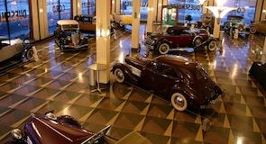 오번 코드 듀센버그 자동차 박물관