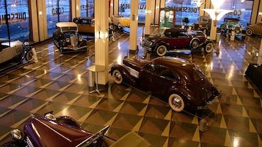 奧本寇德杜森堡汽車博物館/