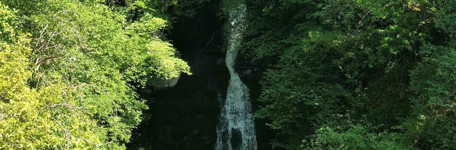 Pitlochry, Reino Unido