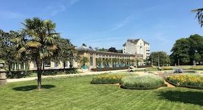 Parc du Thabor (botanischer Garten)