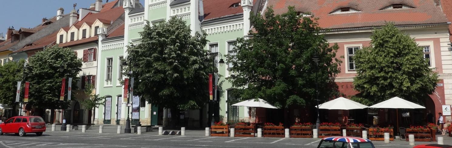 시비우, 루마니아