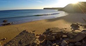 Maretas pludmale