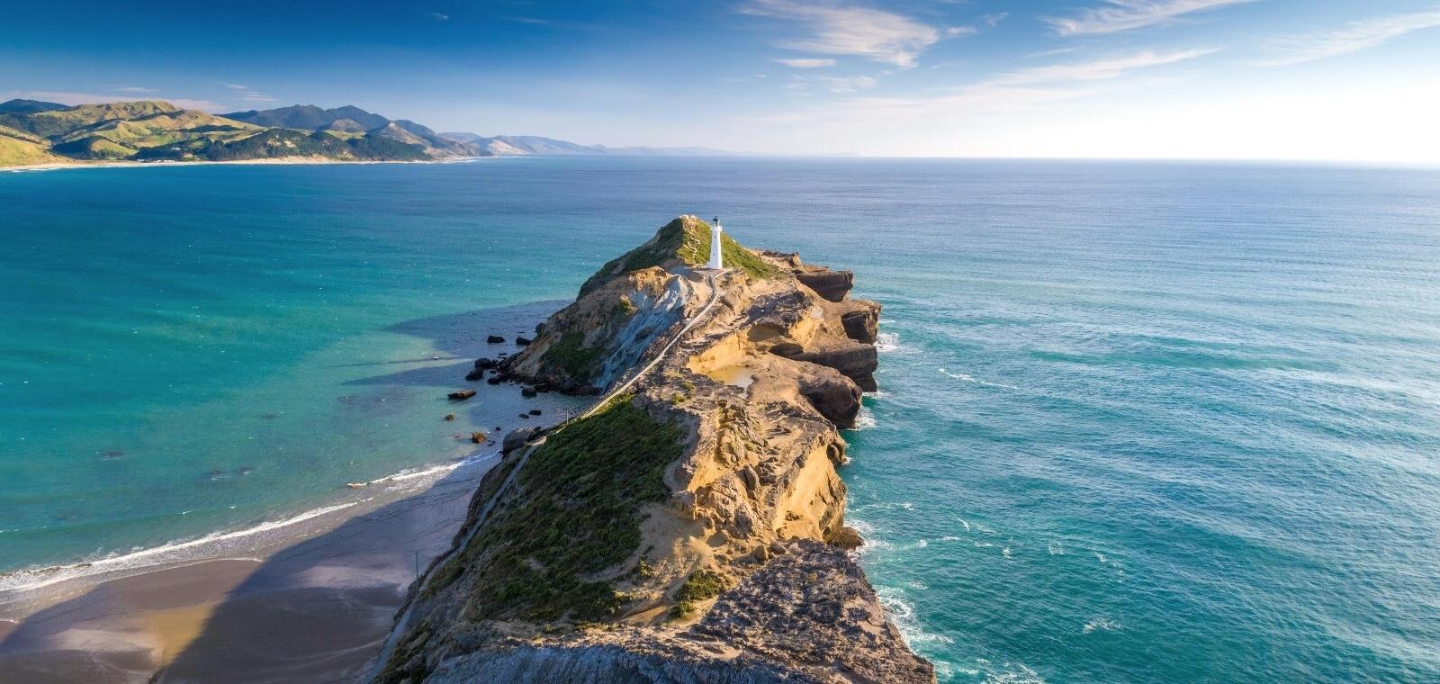 Castlepoint Beach, Castlepoint, Wellington Region, New Zealand