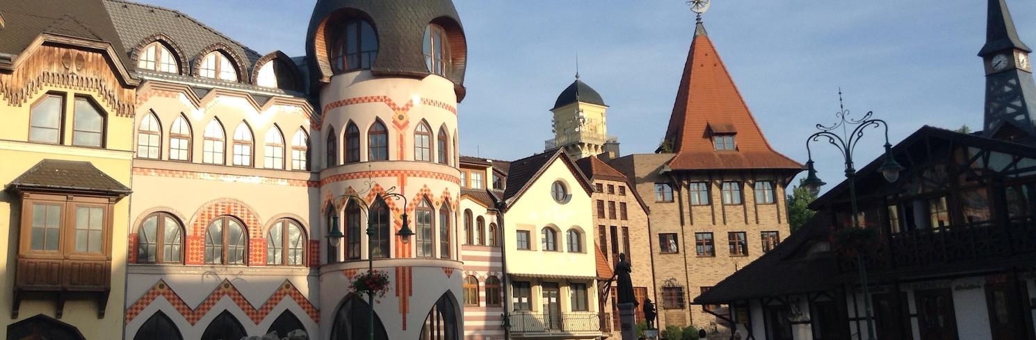 Komarno, Slovačka