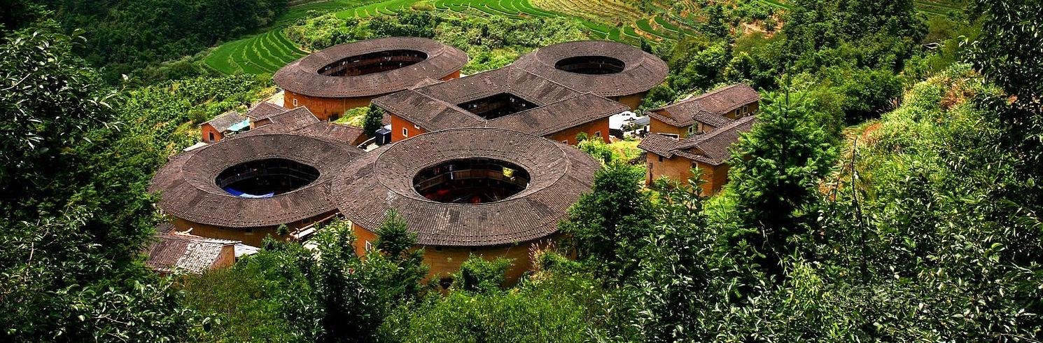 南靖県, 中国