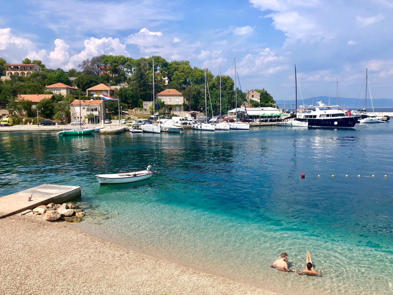 Rogac, Solta, Split-Dalmatia, Croatia