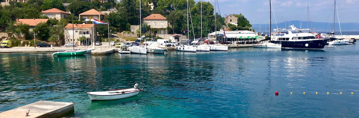 Rogac, Kroatien