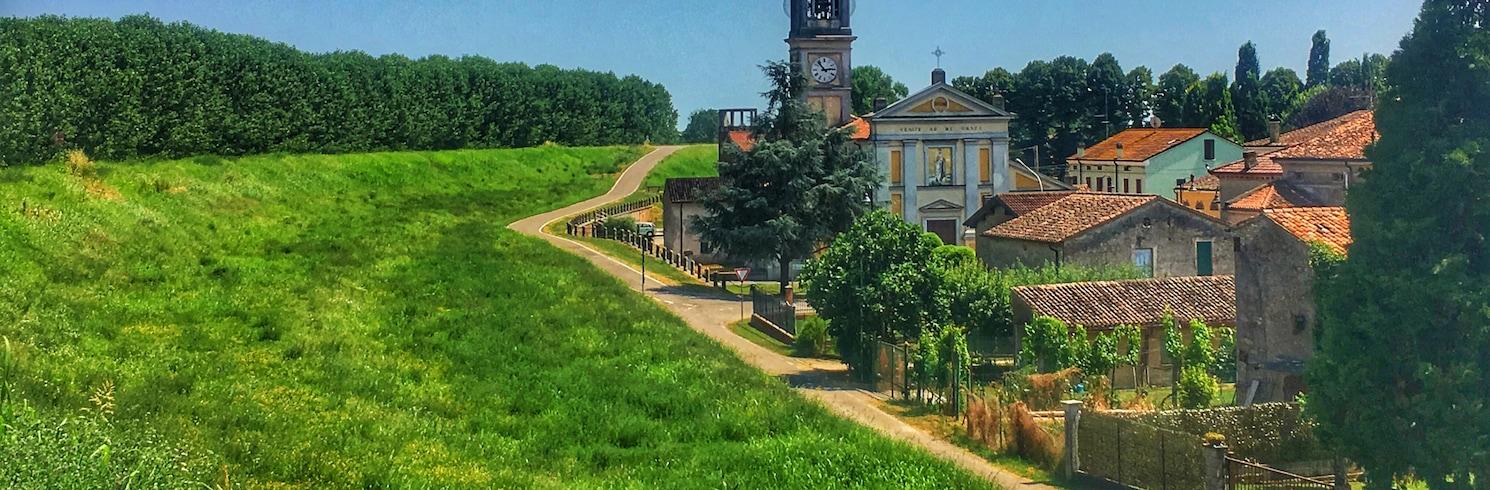 Borgofranco sul Po, Italy
