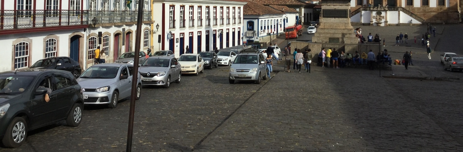 Ouro Preto (dan kawasan sekitar), Brazil
