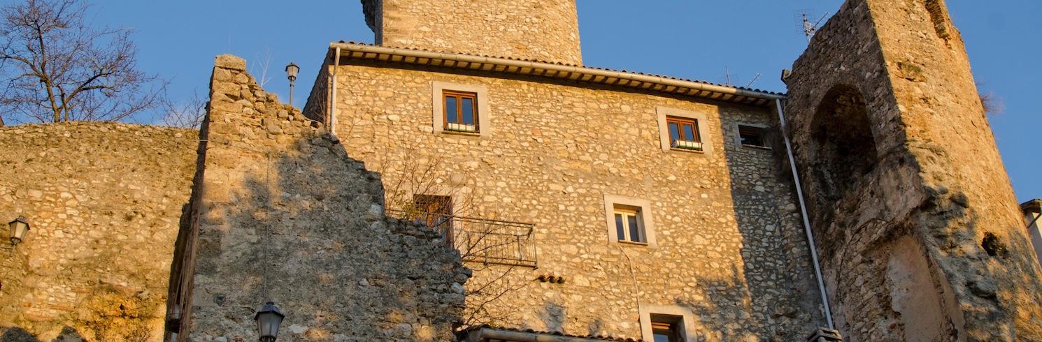 Cantalice, Itálie