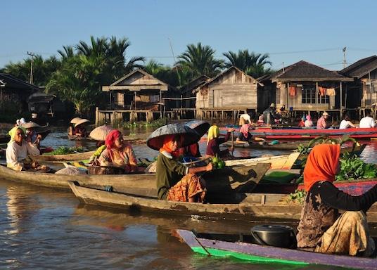 بانجارماسين, إندونيسيا