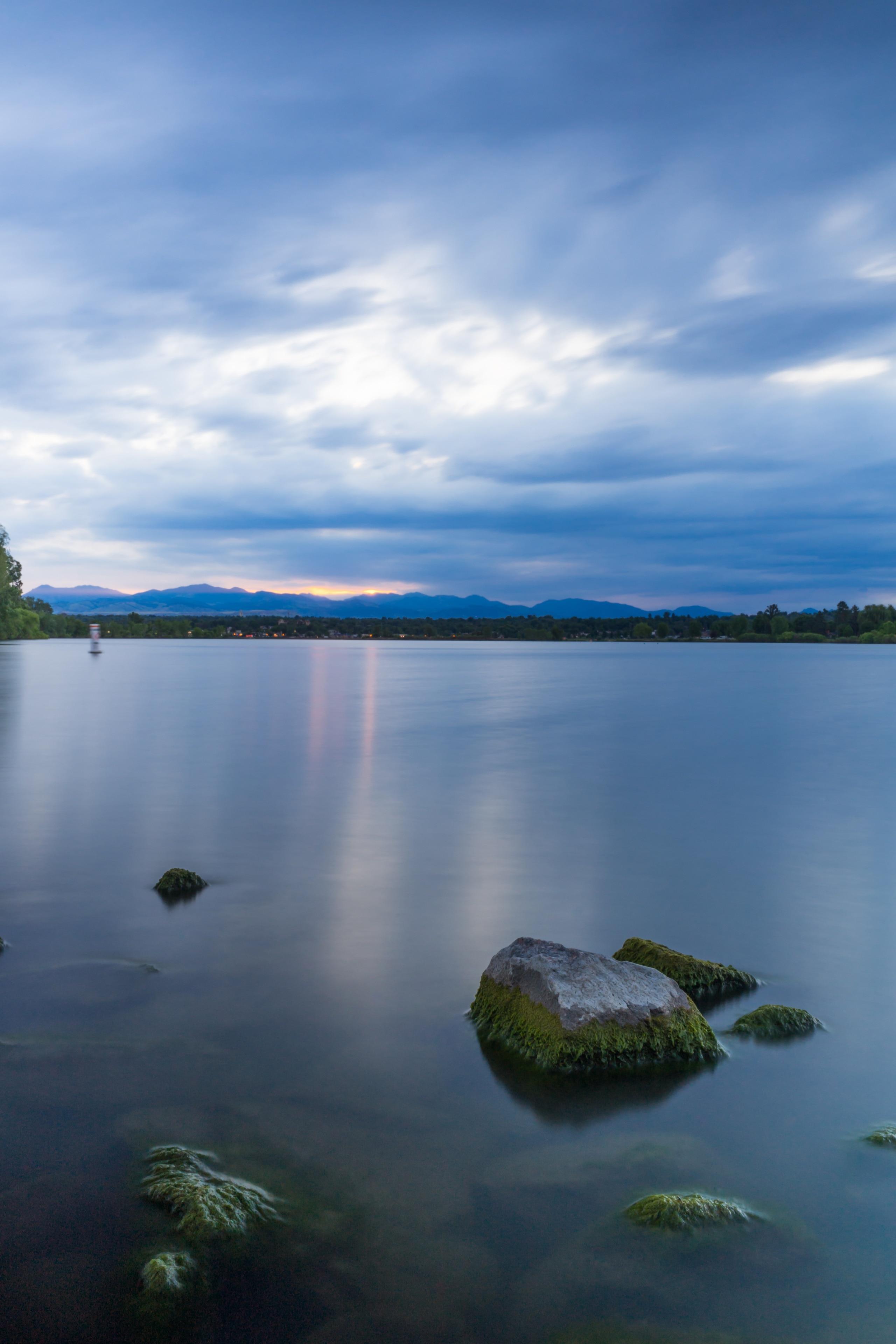 Sloan Lake, Denver, Colorado, United States of America