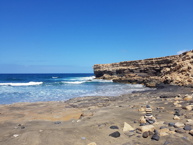 La Pared Beach, Pajara, Canary Islands, Spain