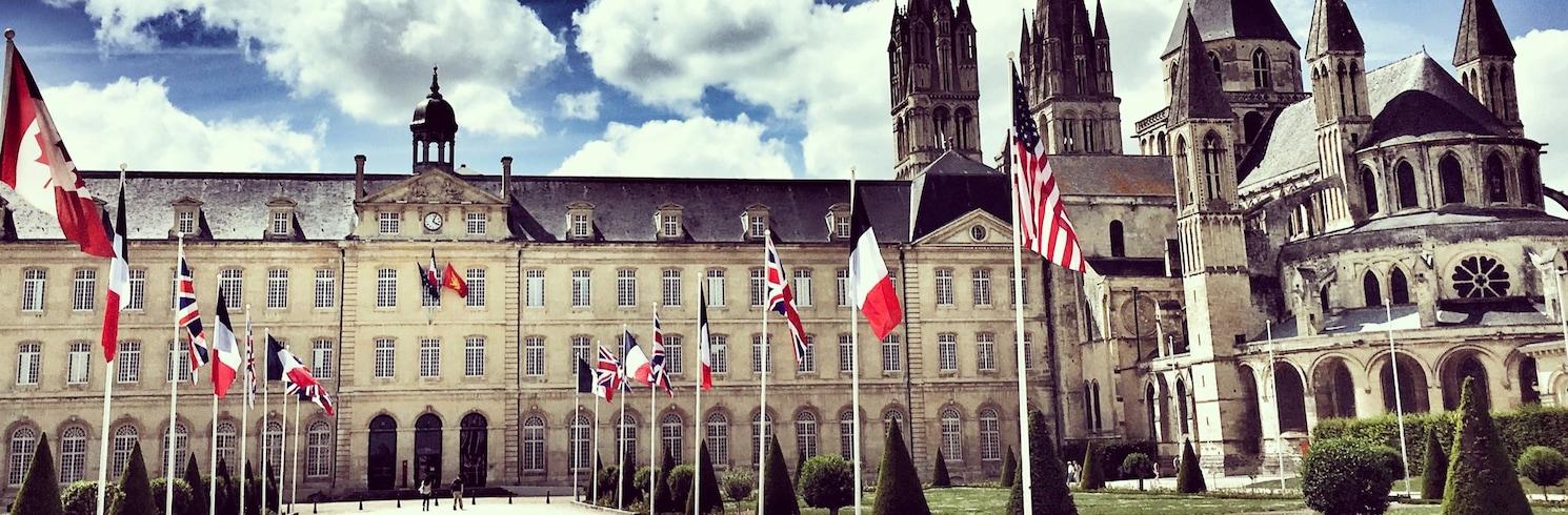 Καέν, Γαλλία