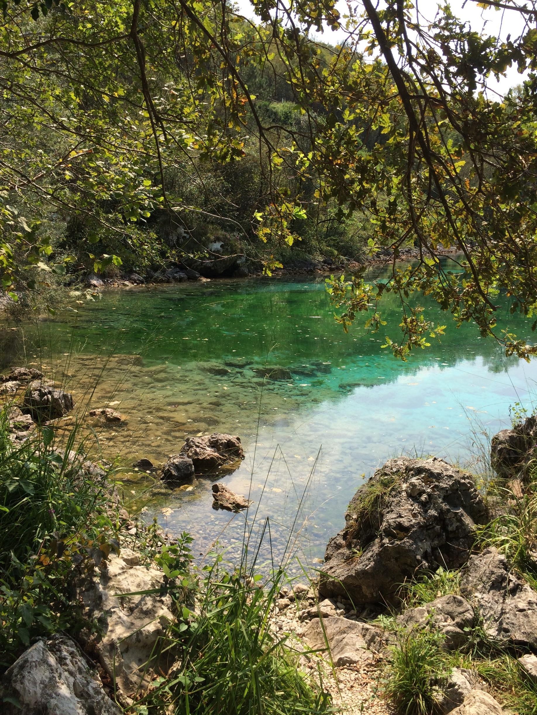 Lake Cornino Regional Nature Reserve, Forgaria nel Friuli, Friuli Venezia Giulia, Italy