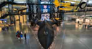 National Air and Space Museum Steven F. Udvar-Hazy Center (museo)