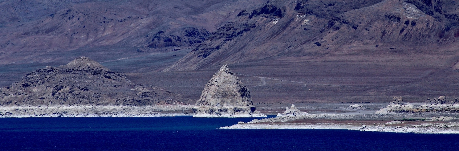Pyramid Lake Kızılderili Bölgesi, Nevada, Birleşik Devletler