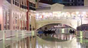 Εμπορικό Κέντρο Venice Grand Canal Mall