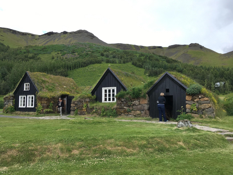Skogar-Museum, Rangárþing eystra, Suðurland, Island
