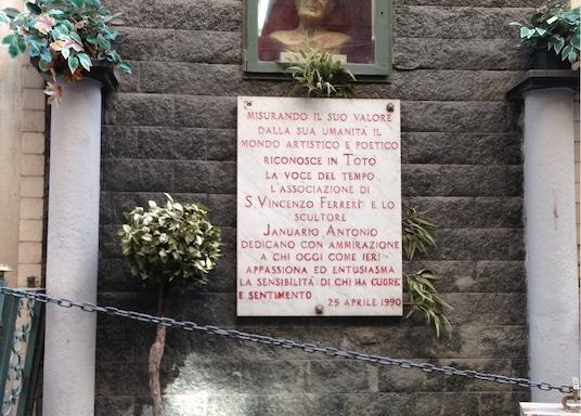Rione Sanità, Włochy