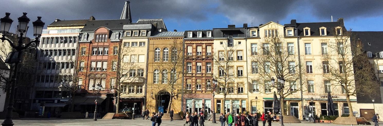 Uewerstad, Luxembourg