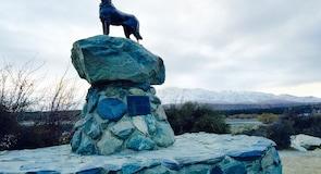 Sheepdog Statue