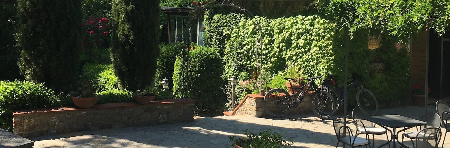 Gaiole in Chianti, Italien