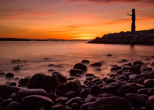 Ambleside, Brit Columbia, Kanada