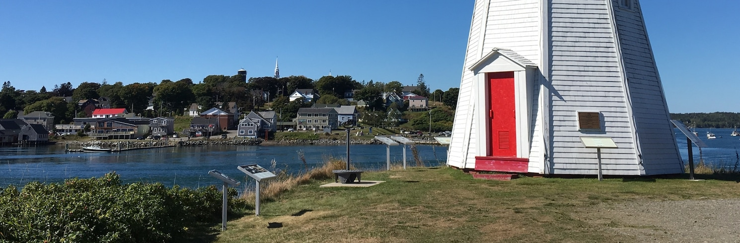 Νησί Campobello, New Brunswick, Καναδάς