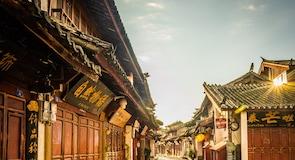 Stare miasto w Dayan