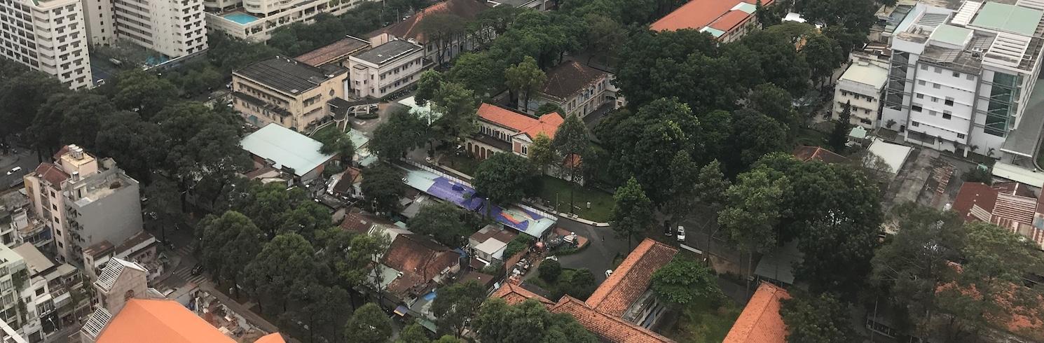 Hồ Chí Minhin kaupunki, Vietnam