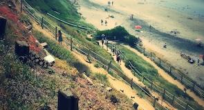 Пляж штата Лукедия