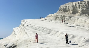 Scala dei Turchi uolos