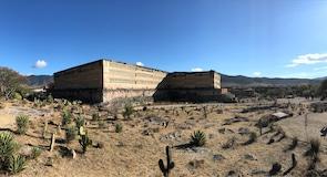 Parque Arqueológico de Mitla