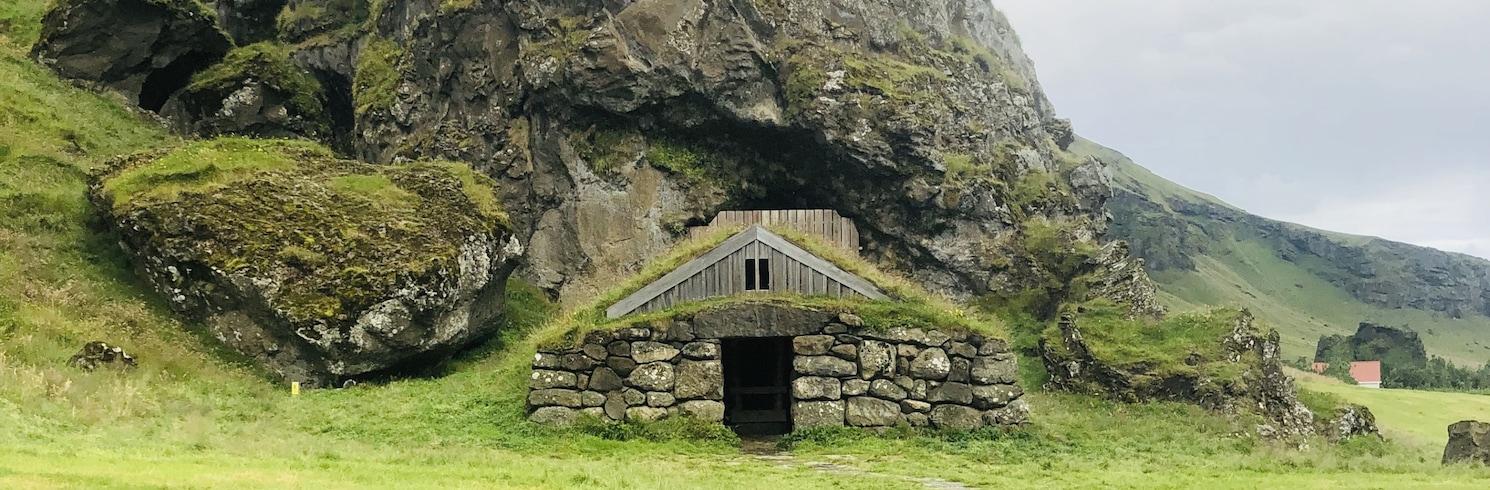 Eyvindarholar, Islandija