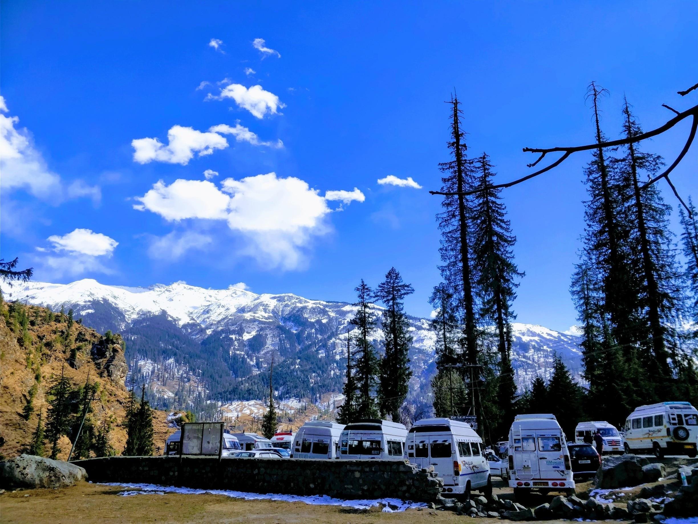 Solan, Himachal Pradesh, Indien
