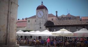 Hauptplatz von Trogir