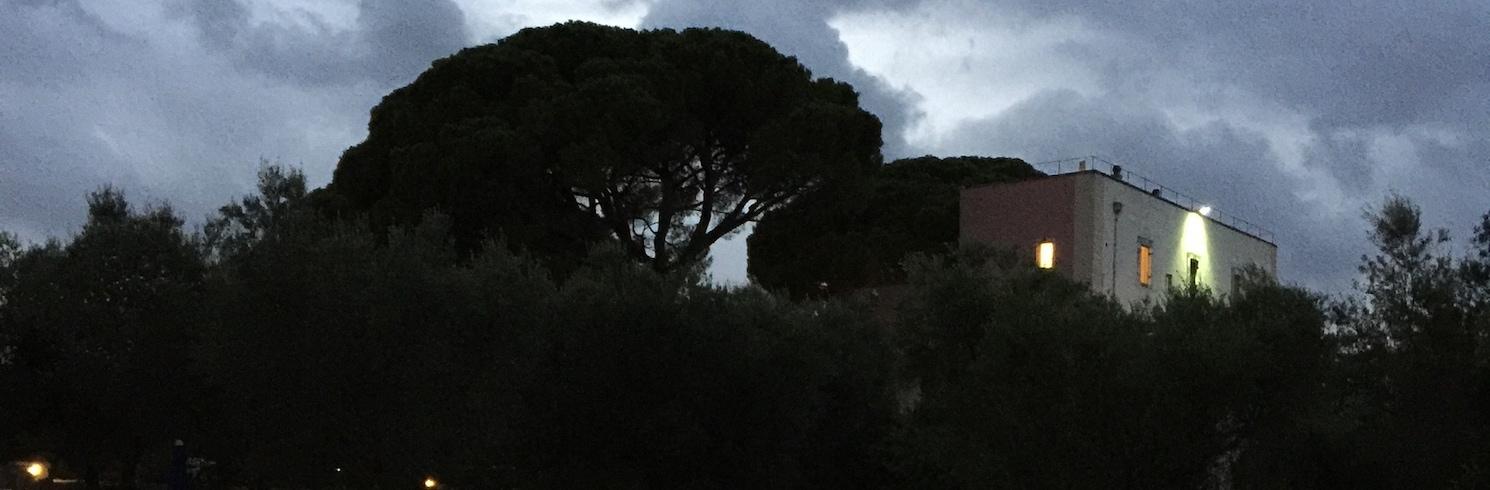 Castellana Grotte, Italien