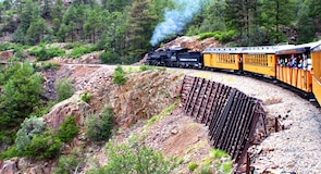 Durango & Silverton Narrow Gauge Railroad (junarata)