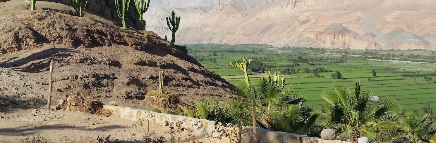 Castilla Province, Peru